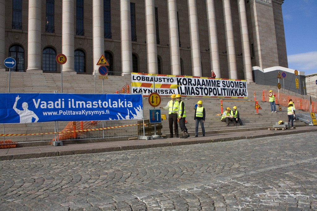 korjaamme suomen ilmastopolitiikkaa